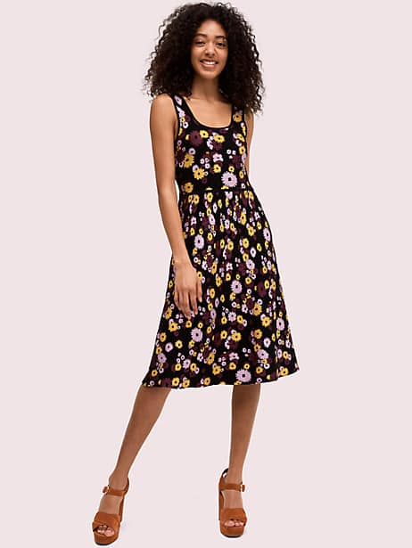 jacquard floral sweater dress by kate spade new york