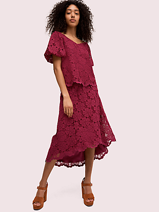 spade lace top by kate spade new york hover view