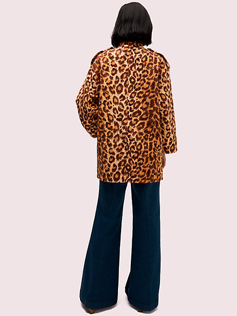 Panthera coat | Kate Spade New York