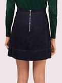 denim mini skirt, , s7productThumbnail