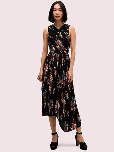rare roses pleated dress, , rr_productgrid