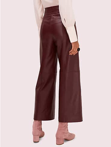 cropped leather pant, , rr_productgrid