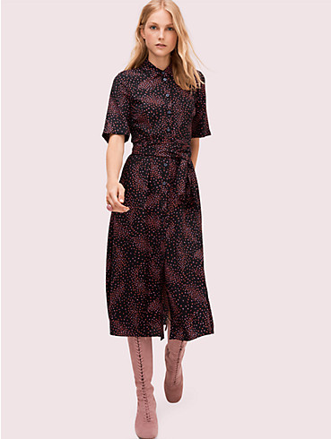 meadow smocked back shirtdress, , rr_productgrid
