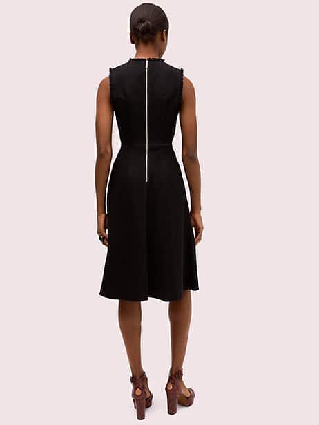 Sleeveless tweed dress | Kate Spade New York
