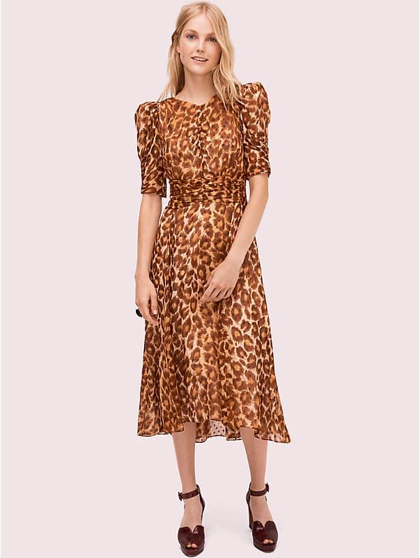 panthera clip dot dress, , rr_large