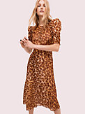 panthera clip dot dress, , s7productThumbnail