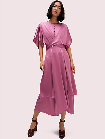 satin tie dress, , rr_productgrid