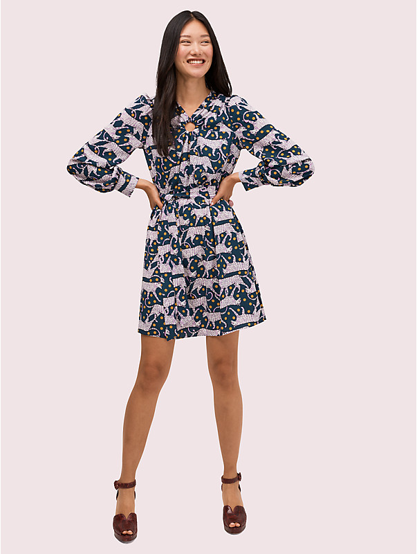 panther dot dress, , rr_large