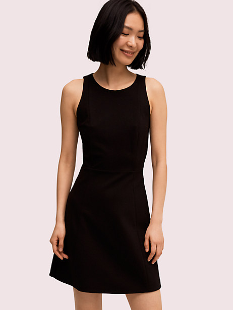 paneled ponte dress by kate spade new york