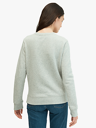 kate spade new york x minnie mouse sweatshirt by kate spade new york hover view