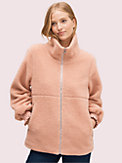 sherpa zip up, , s7productThumbnail