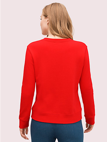 kate spade new york x tom & jerry sweatshirt, , rr_productgrid