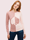 spade colorblock sweater, , s7productThumbnail