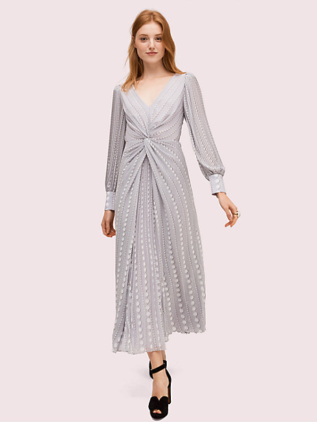 pearl drops degradé dress by kate spade new york