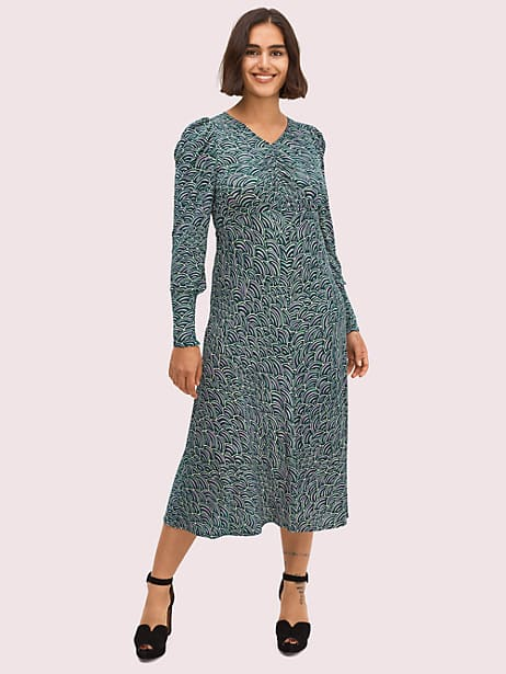 party bubbles dress by kate spade new york