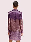 ombré sequin dress, , s7productThumbnail