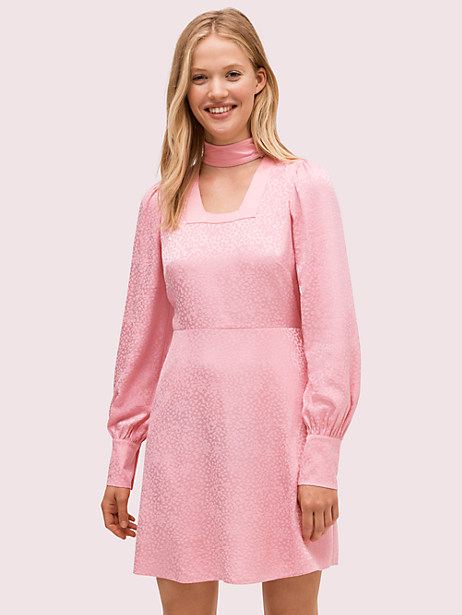 fluid jacquard dress by kate spade new york