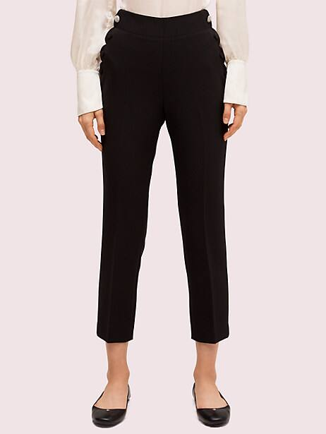 scallop pocket pant by kate spade new york