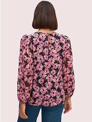 floral chiffon blouse, , rr_productgrid