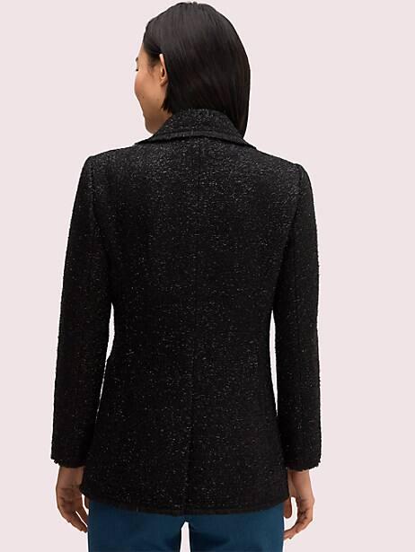 Tinsel tweed blazer | Kate Spade New York