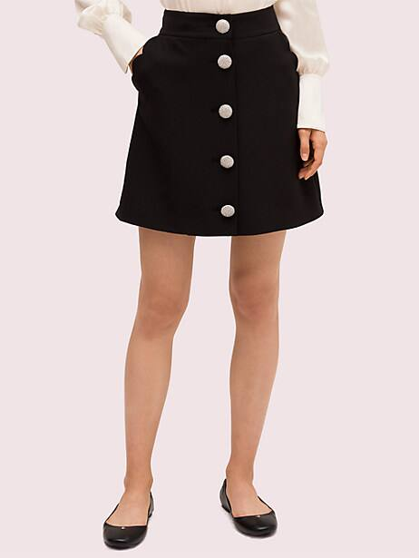 scallop pocket skirt by kate spade new york