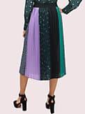 pop dots print mix skirt, , s7productThumbnail
