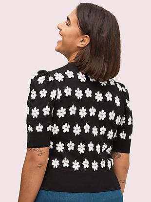 marker floral sweater by kate spade new york hover view