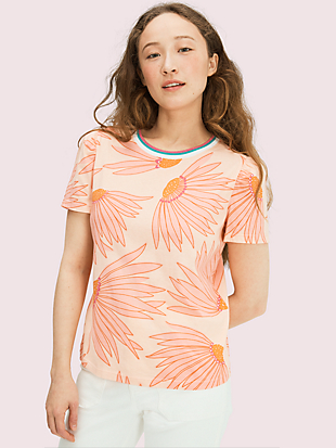 falling flower tee by kate spade new york non-hover view