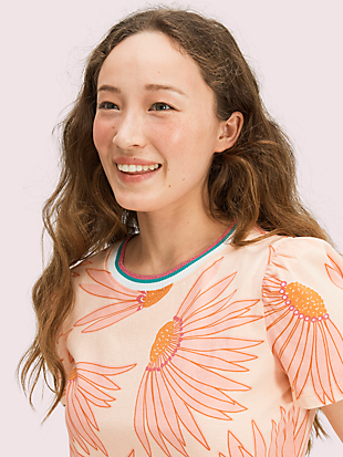 falling flower tee by kate spade new york hover view