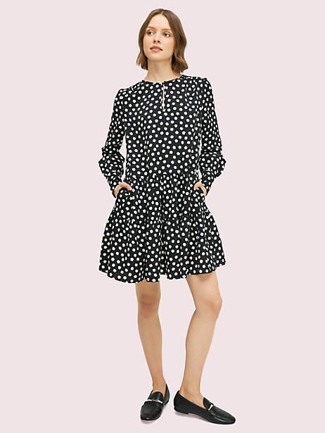 Cloud dot dress | Kate Spade New York