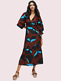 city blooms jacquard dress, , s7productThumbnail
