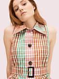 rainbow plaid shirtdress, , s7productThumbnail