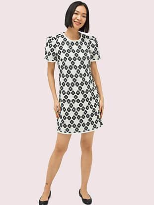 spade tweed dress by kate spade new york non-hover view