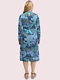 pacific petals knit dress, , s7productThumbnail