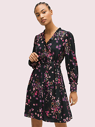 bora flora dress by kate spade new york non-hover view