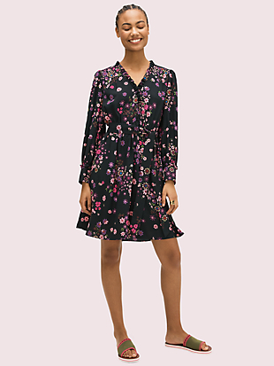 bora flora dress by kate spade new york hover view