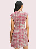 textured tweed dress, , s7productThumbnail
