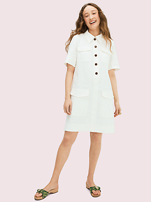 utility shirtdress by kate spade new york non-hover view