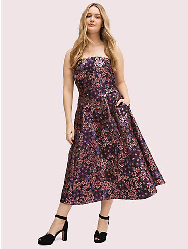 pacific petals strapless dress, , rr_productgrid