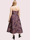 pacific petals strapless dress, , s7productThumbnail