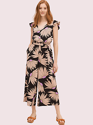 falling flower jumpsuit by kate spade new york non-hover view