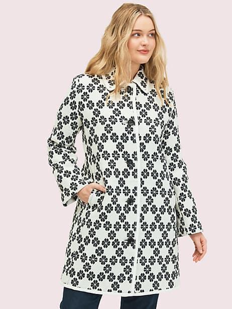 Spade tweed coat | Kate Spade New York