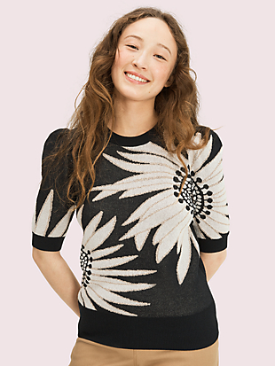 falling flower sweater by kate spade new york non-hover view