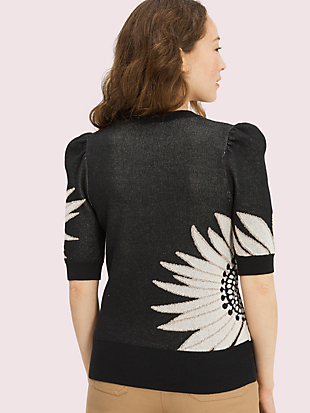 falling flower sweater by kate spade new york hover view