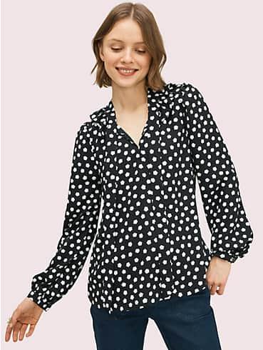 cloud dot blouse, , rr_productgrid