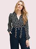 cloud dot blouse, , s7productThumbnail
