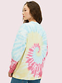 Batik-Sweatshirt mit Logo, , s7productThumbnail