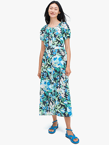 full bloom voile dress by kate spade new york