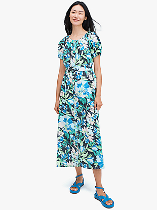 full bloom voile dress by kate spade new york non-hover view