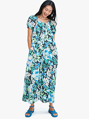 full bloom voile dress by kate spade new york hover view